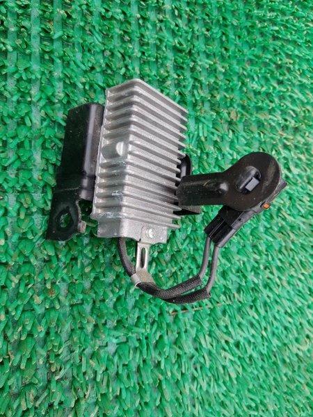 Резистор Lexus Gx470 UZJ120 2URFSE (б/у)
