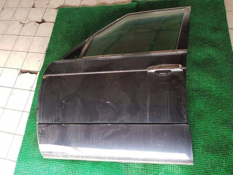 Дверь Land Rover Rover Range Rover L322 M62B44 передняя левая (б/у)