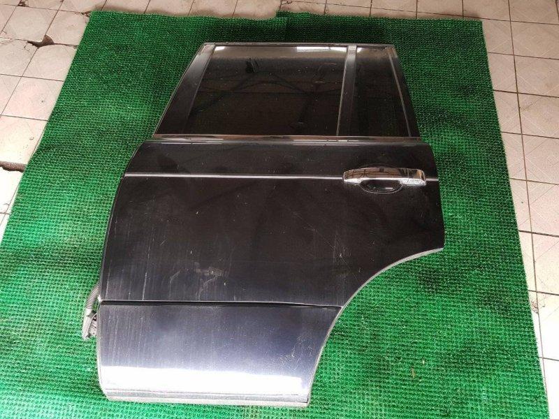 Дверь Land Rover Rover Range Rover L322 M62B44 задняя левая (б/у)