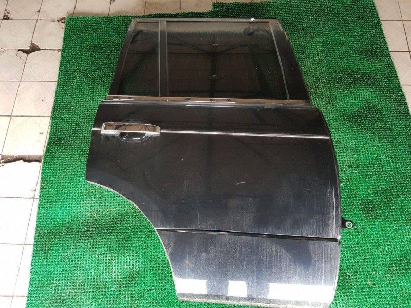 Дверь Land Rover Rover Range Rover L322 M62B44 задняя правая (б/у)