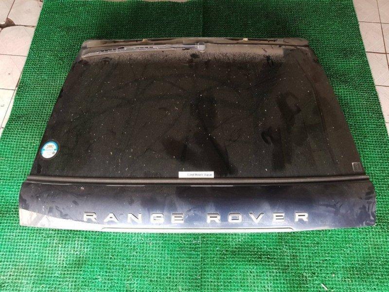 Дверь багажника Land Rover Rover Range Rover L322 M62B44 верхняя (б/у)