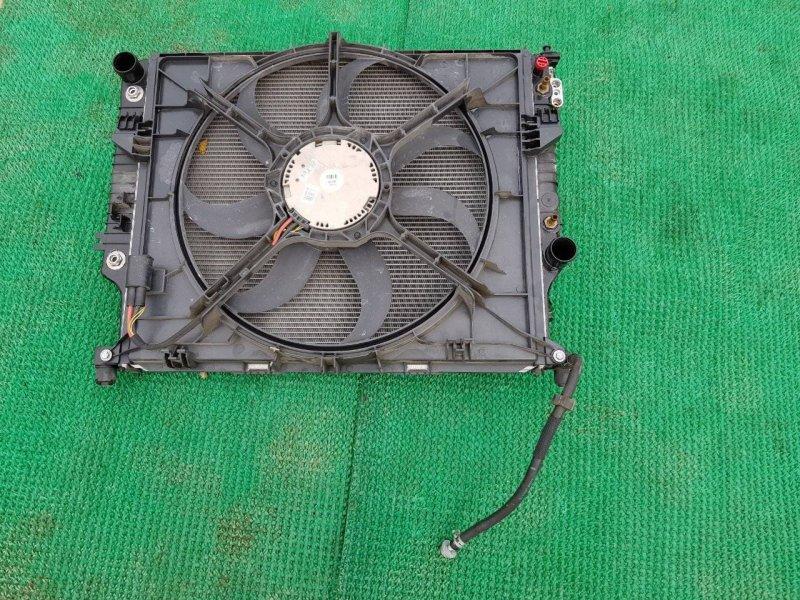 Вентилятор радиатора Mercedes-Benz M-Class W164 M113E50 2007 (б/у)