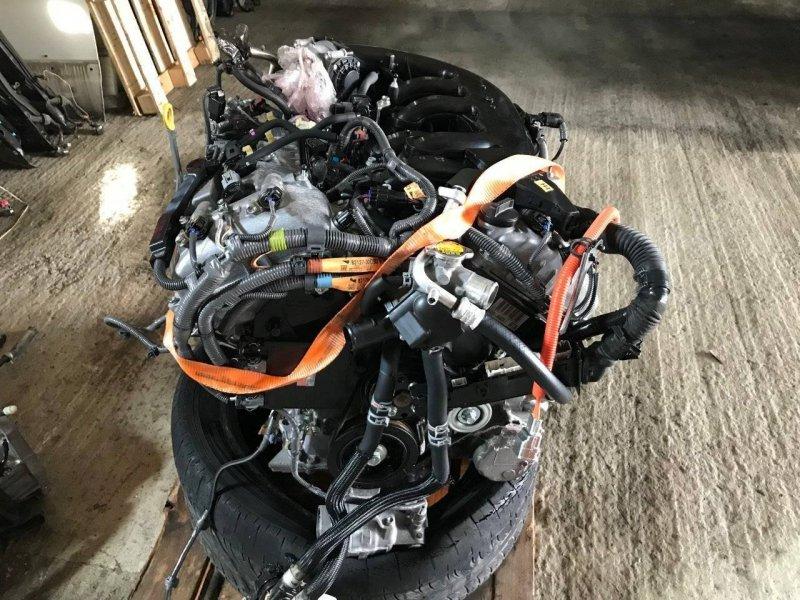 Двигатель Lexus Gs GWL10 2GRFXE (б/у)