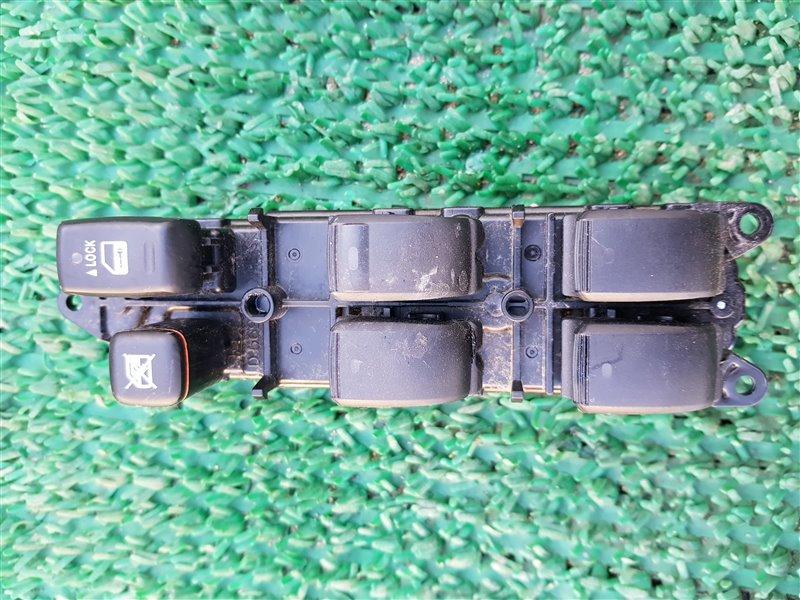 Блок управления стеклоподъемниками Toyota Prado GRJ121 1GR 2005 передний правый (б/у)
