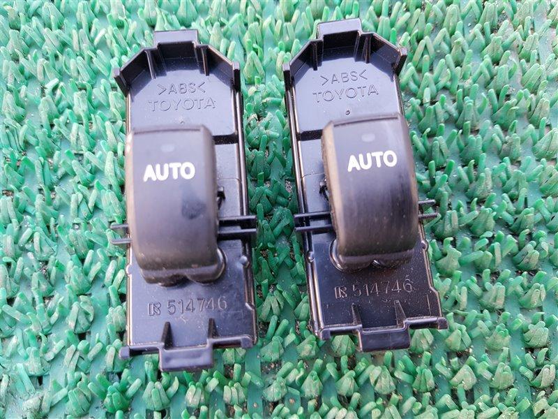 Кнопка стеклоподъемника Toyota Prado GRJ121 1GR 2005 задняя (б/у)