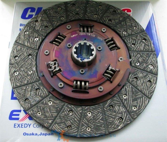 Диск сцепления Mazda Familia BVFY10 CD20