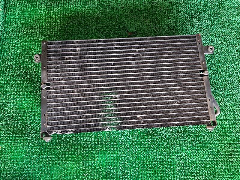 Радиатор кондиционера Mitsubishi Pajero Evolution V55W 6G74 2005 (б/у)