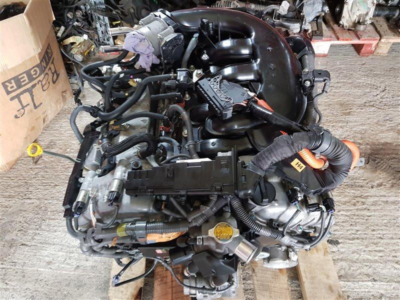 Двигатель Lexus Gs GWL10 2GRFXE 2012 (б/у)