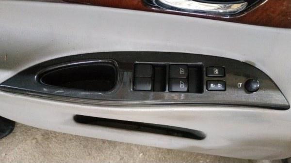 Блок управления стеклоподъемниками Infiniti Ex35 J50 2006 передний левый (б/у)