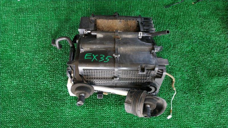 Печка салона в сборе Infiniti Ex35 J50 2008 (б/у)