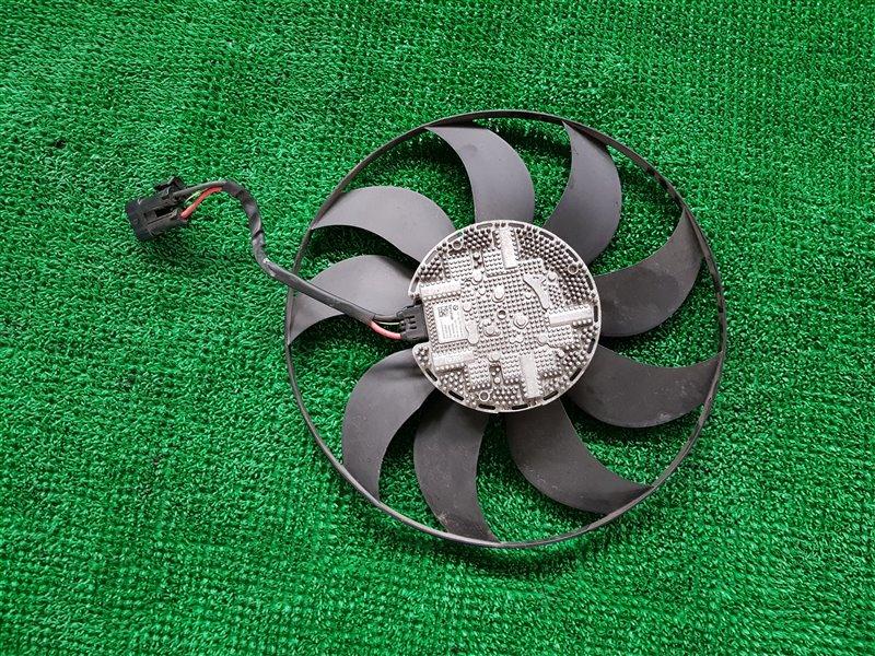 Вентилятор радиатора Bmw 5-Series F10 N63B44 2008 (б/у)