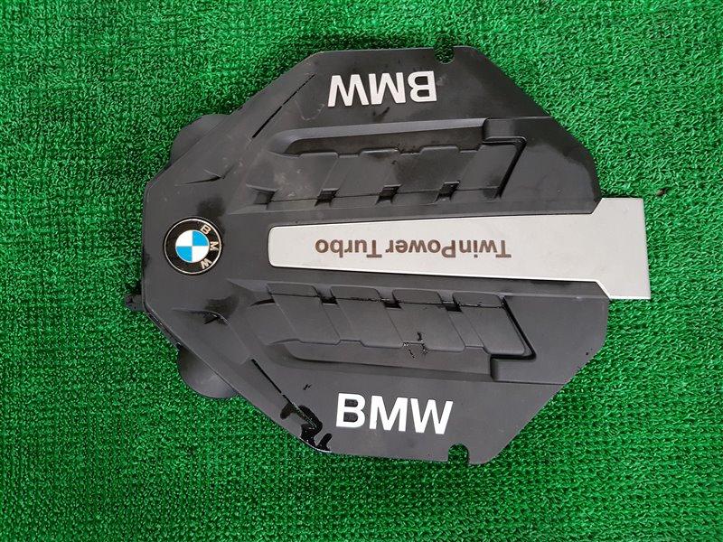 Крышка двигателя Bmw 5-Series F10 N63B44 2008 (б/у)