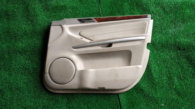 Обшивка двери Mercedes-Benz Gl-Class W164 2008 передняя правая (б/у)