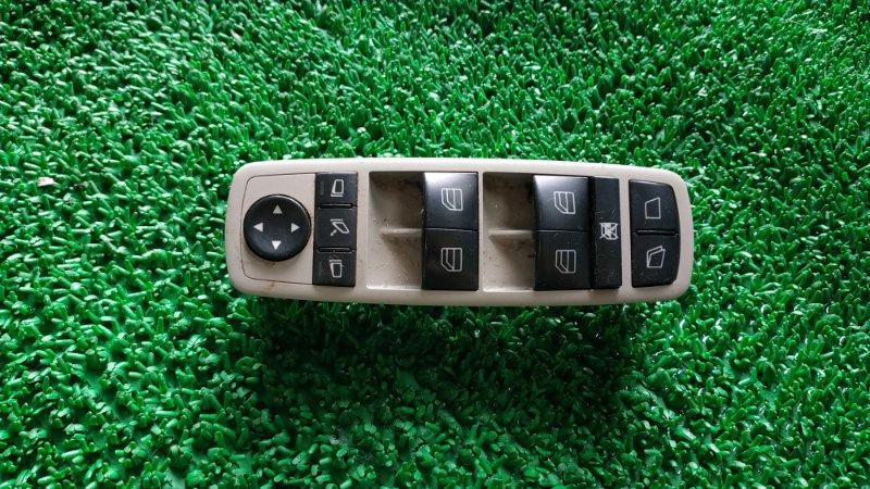 Блок управления стеклоподъемниками Mercedes-Benz Gl-Class W164 2008 передний левый (б/у)