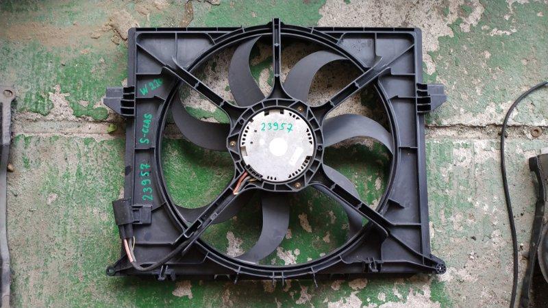 Вентилятор охлаждения радиатора Mercedes-Benz M-Class W164 M272E35 2006 (б/у)