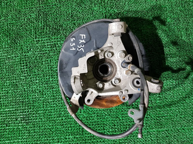 Ступица Infiniti Ex25 J50 VQ25DE 2008 задняя правая (б/у)
