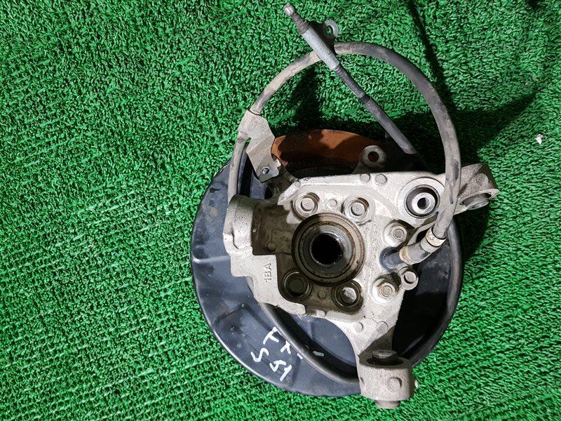 Ступица Infiniti Ex25 J50 VQ25DE 2008 задняя левая (б/у)