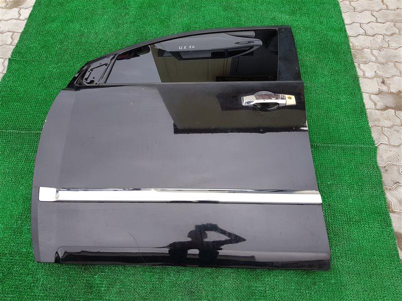 Дверь Infiniti Qx56 JA60 VK56 2005 передняя левая (б/у)