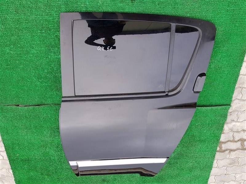 Дверь Infiniti Qx56 JA60 VK56 2005 задняя левая (б/у)