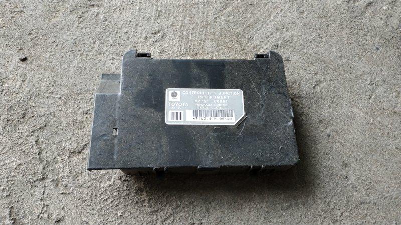 Электронный блок Toyota Land Cruiser Cygnus UZJ100 2UZ 2000 (б/у)