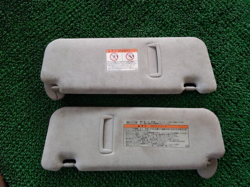 Солнцезащитные козырьки Lexus Ls460 USF40 2URFSE (б/у)
