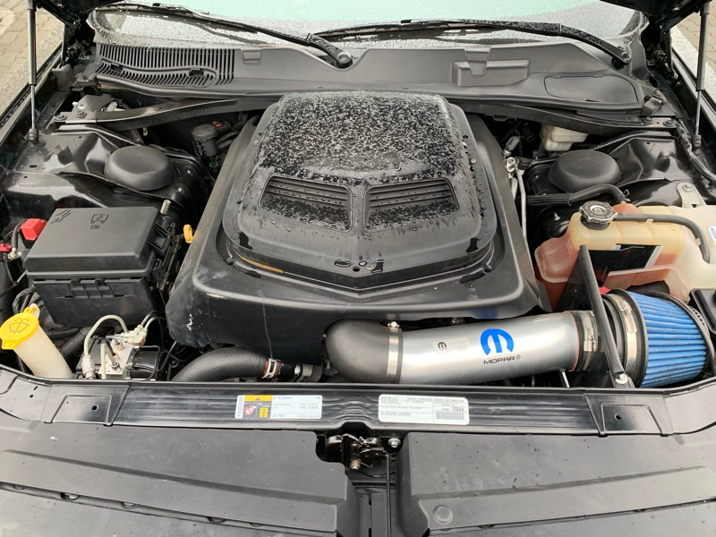 Двигатель Dodge Challenger SRT8 6.1L 2011 (б/у)