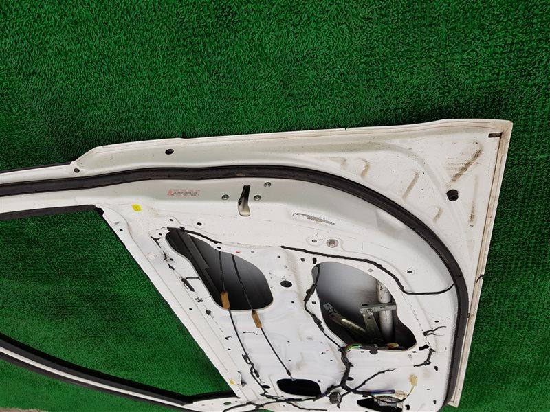 Замок двери Mitsubishi Lancer X CZ4A 2010 передний правый (б/у)