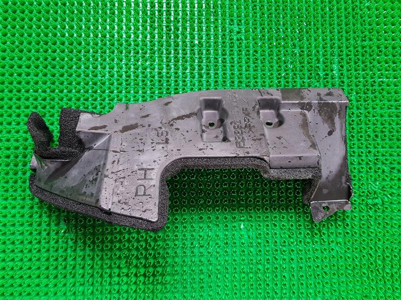 Защита радиатора Lexus Lexus Ls460 USF40 1URFSE 2008 (б/у)