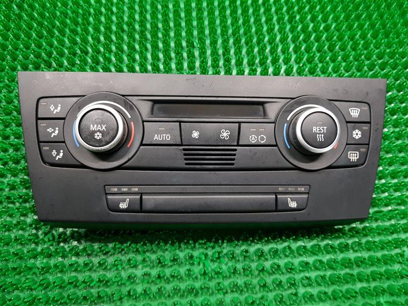 Блок управления климат-контролем Bmw 3-Series E90 2009 (б/у)
