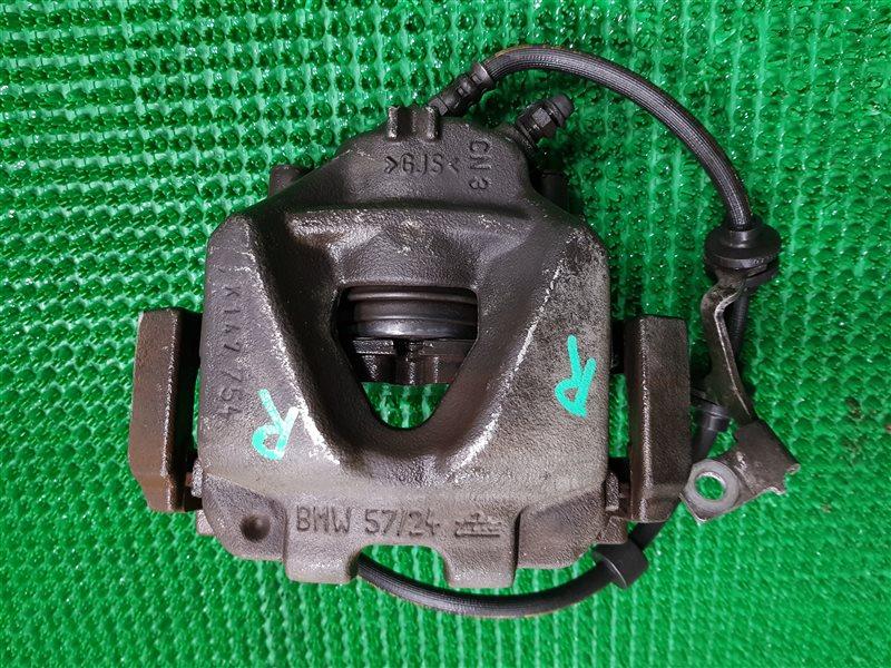 Суппорт тормозной Bmw 3-Series E90 N52B30 2008 передний правый (б/у)