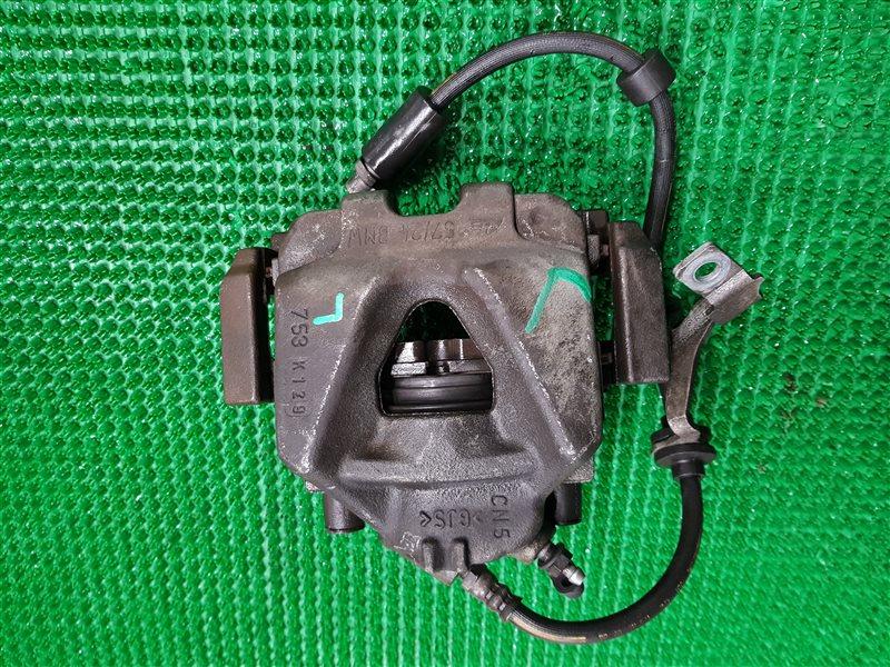 Суппорт тормозной Bmw 3-Series E90 N52B30 2008 передний левый (б/у)