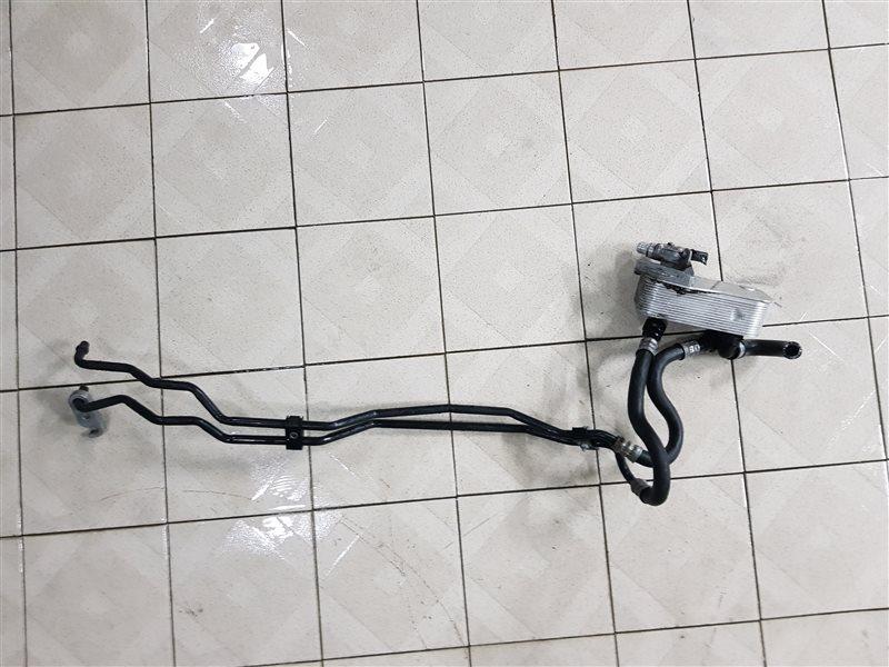 Радиатор масляный Bmw 3-Series E90 N52B30 2008 (б/у)