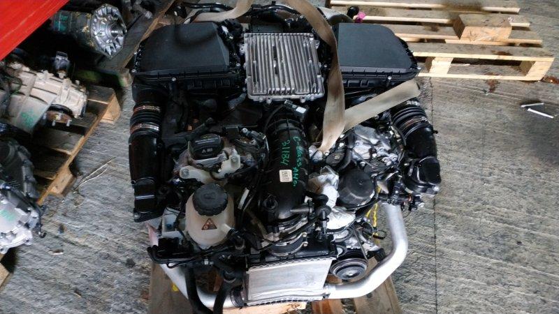 Двигатель Mercedes-Benz C-Class W205 276.823 2017 (б/у)