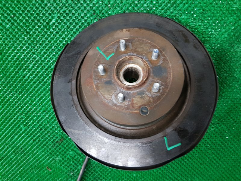 Диск тормозной Infiniti Fx35 S51 VK50 2012 задний (б/у)