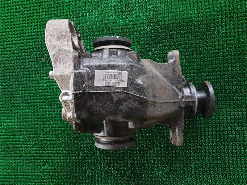 Редуктор Bmw 3-Series E90 N52B30 2007 задний (б/у)