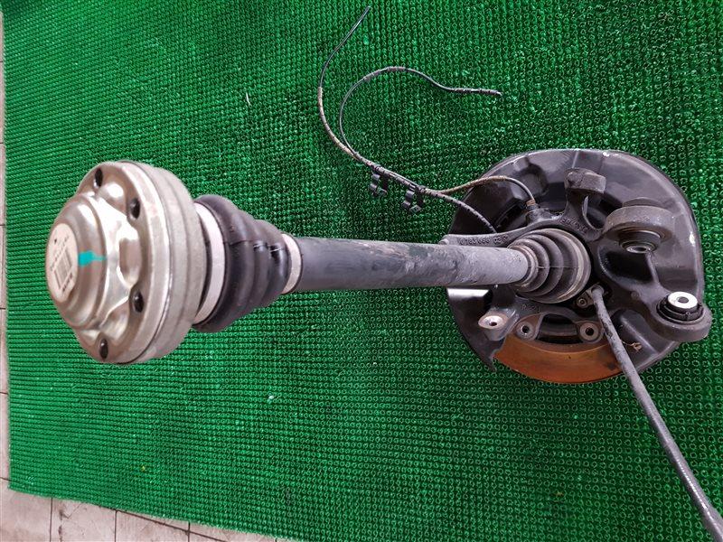 Привод Bmw 3-Series E90 N52B30 2007 задний левый (б/у)