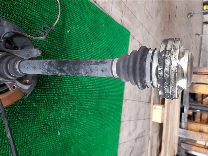 Привод Bmw 3-Series E90 N52B30 2007 задний правый (б/у)