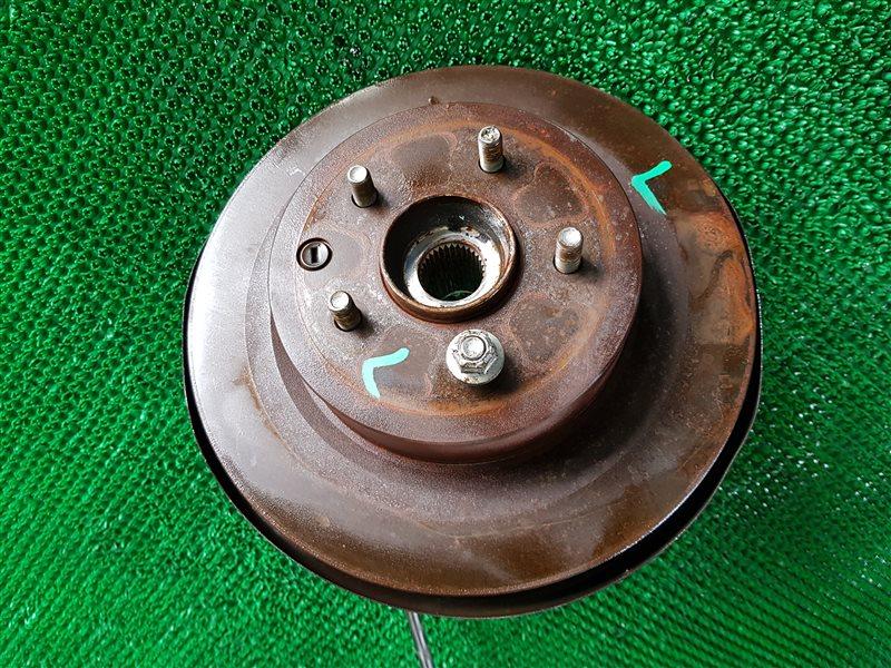 Ступица Infiniti M35 Y50 VQ35 2006 задняя левая (б/у)