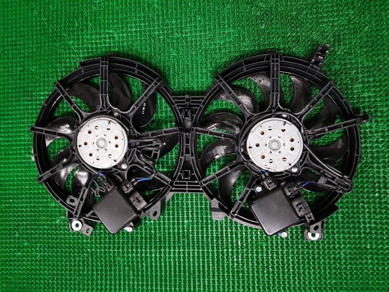 Диффузор радиатора Infiniti Fx35 S51 VQ35 2009 (б/у)