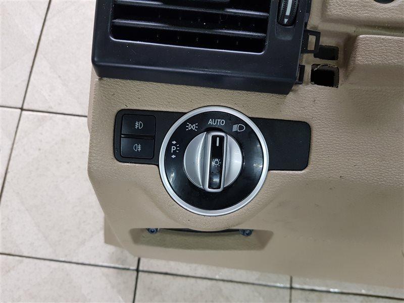 Переключатель света фар Mercedes-Benz Glk-Class X204 272.991 2012 (б/у)