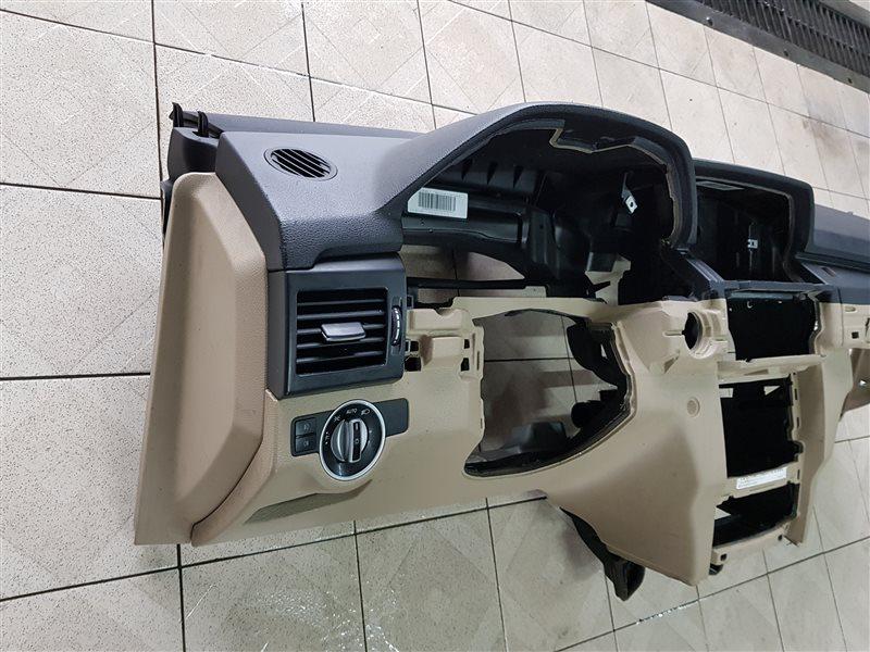 Дефлектор воздушный Mercedes-Benz Glk-Class X204 272.991 2012 левый (б/у)