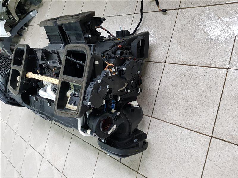 Сервопривод заслонок печки Mercedes-Benz Glk-Class X204 272.991 2012 (б/у)