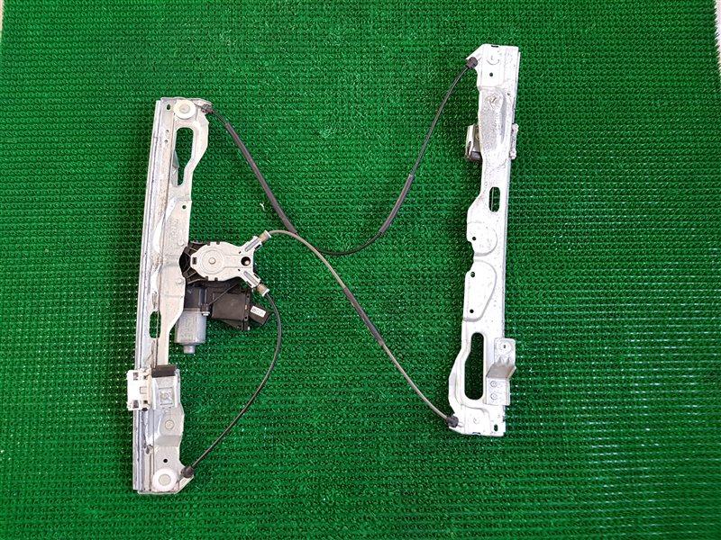 Стеклоподъемник Ford F-150 1FTFW1R67DFA90790 6.2L OHC 2014 передний левый (б/у)