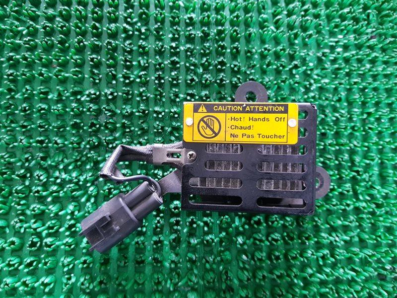 Резистор Lexus Lx470 UZJ100 2UZ-FE 2005 (б/у)