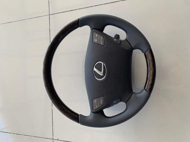 Руль Lexus Ls460 USF40 2URFSE (б/у)
