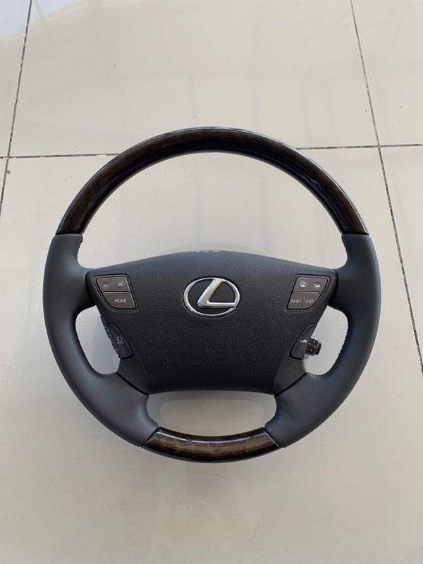 Руль Lexus Ls460 USF40 2URFSE 2006 (б/у)