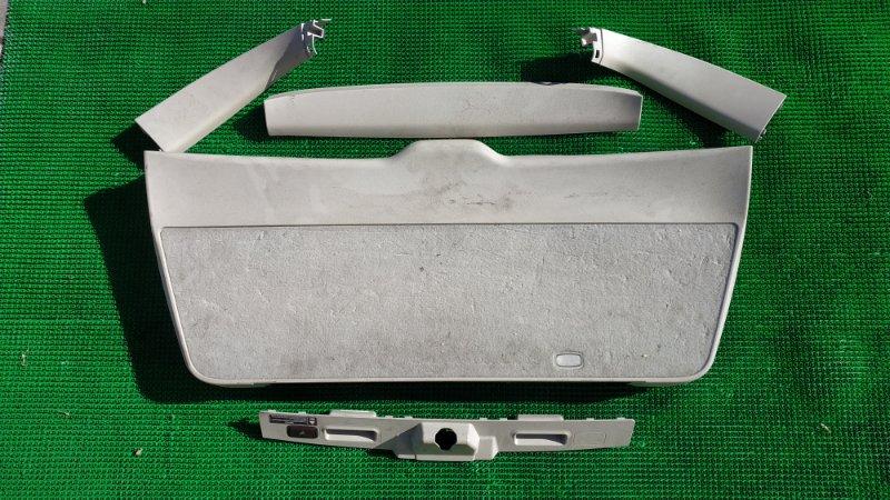 Обшивка двери багажника Mercedes-Benz Gl-Class X164 2008 (б/у)