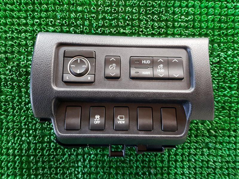 Кнопка регулировки проекции Lexus Hs250H ANF10 2AZFXE 2010 (б/у)