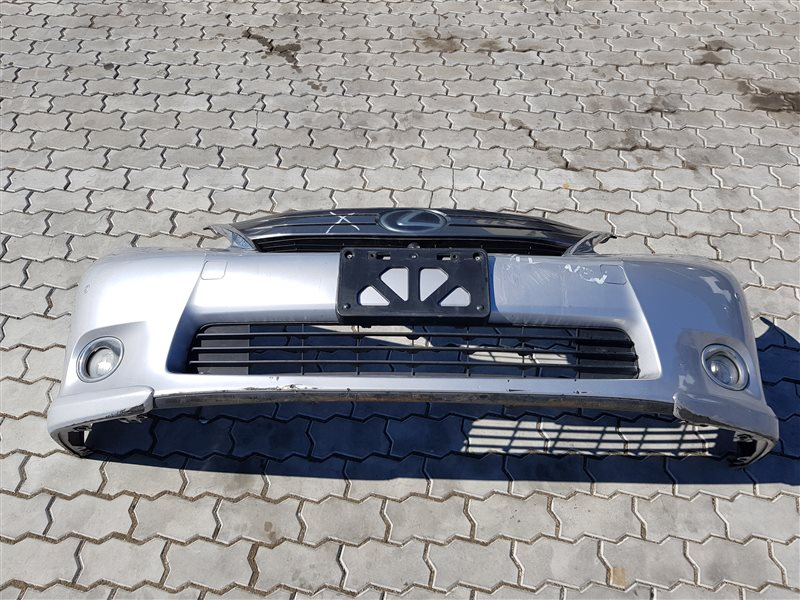 Решетка радиатора Lexus Hs250H ANF10 2AZFXE 2012 передняя (б/у)