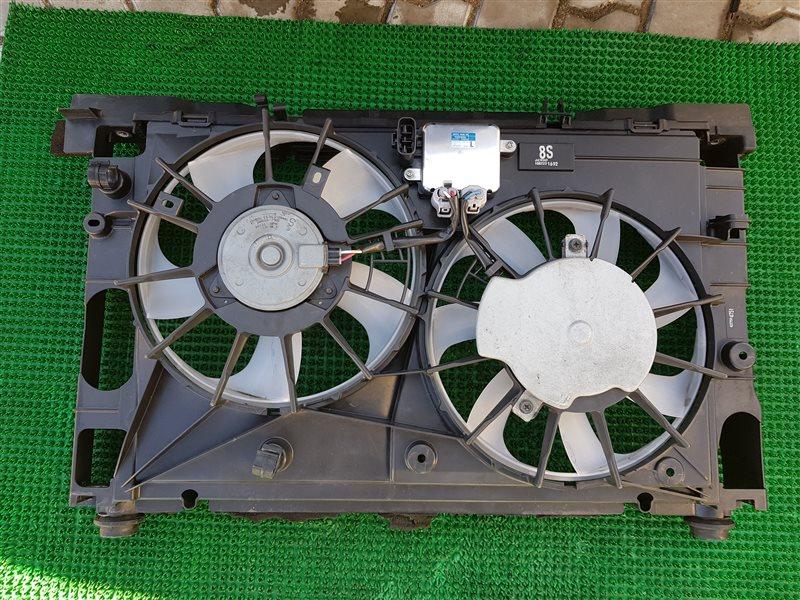Диффузор радиатора Lexus Hs250H ANF10 2AZFXE 2012 (б/у)